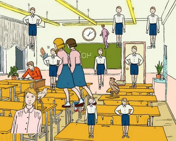 Image: the_classroom (CC BY-NC-ND 2.0) masha krasnova-shabaeva https://flic.kr/p/bW9FyY