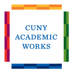 CUNY Academic Works Sticker full size