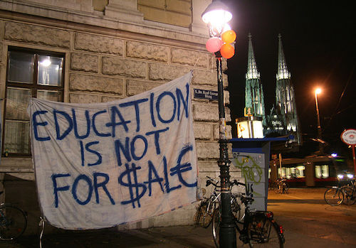 education_not_for_sale