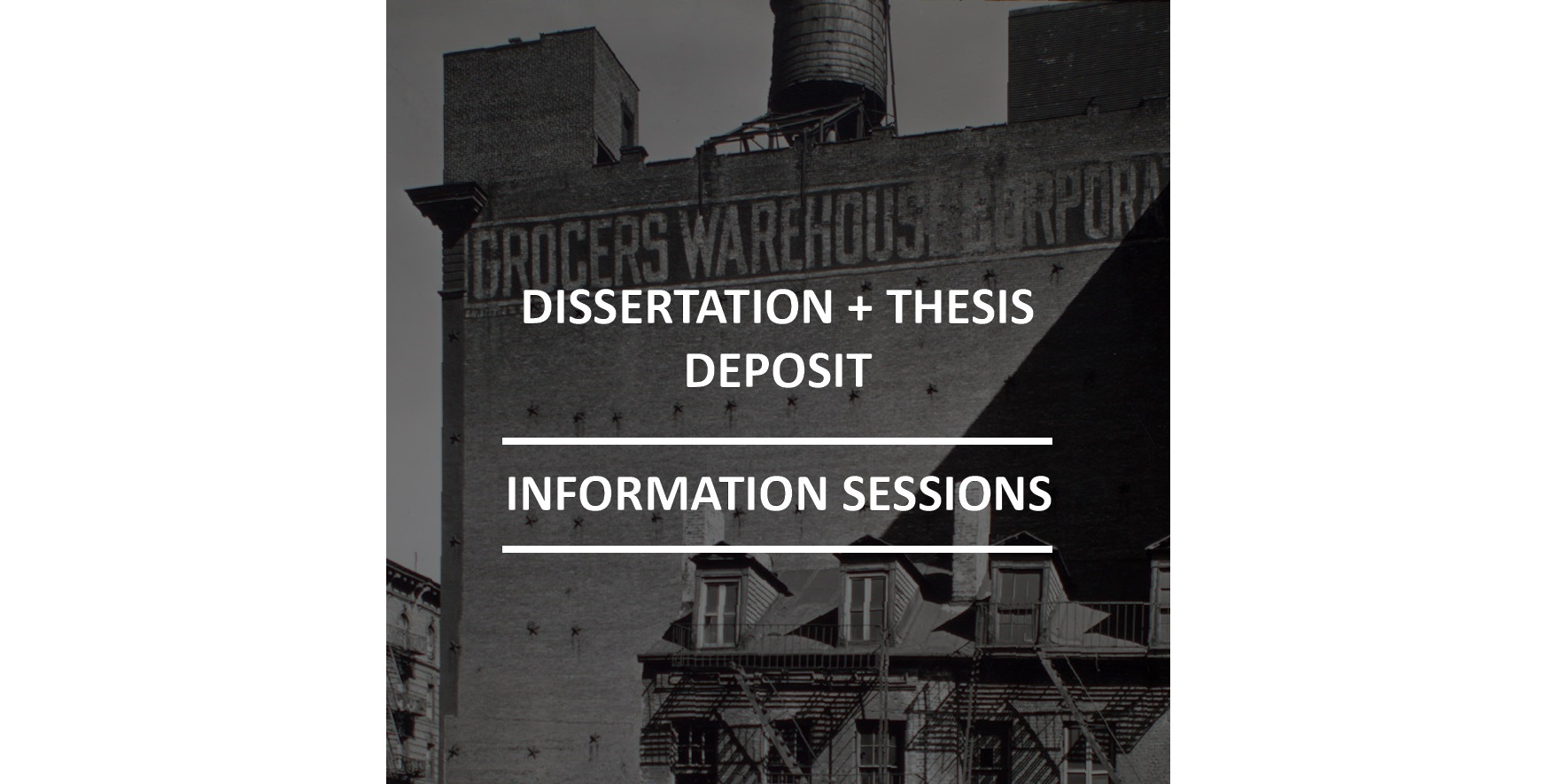 Statistics masters thesis