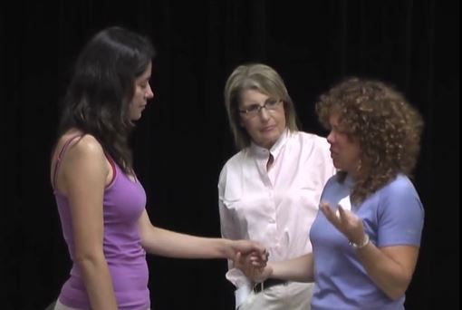 Still from a Psychotherapy.net video in Kanopy