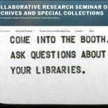 Collaborative Research Seminar
