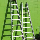Photo of two ladders
