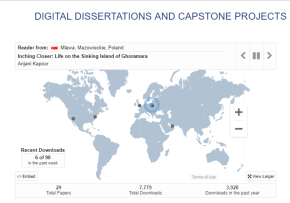 CUNY Academic Works Digital Dissertations and Capstones