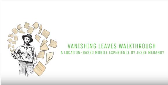 Vanishing Leaves